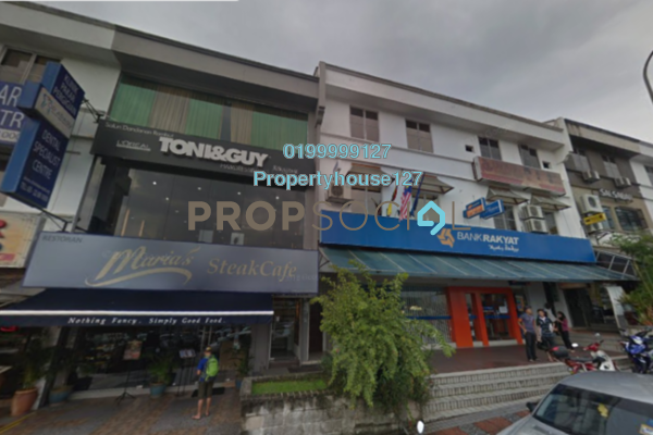 Shop For Rent in Bangsar Baru, Bangsar Freehold Semi Furnished 0R/0B 7k