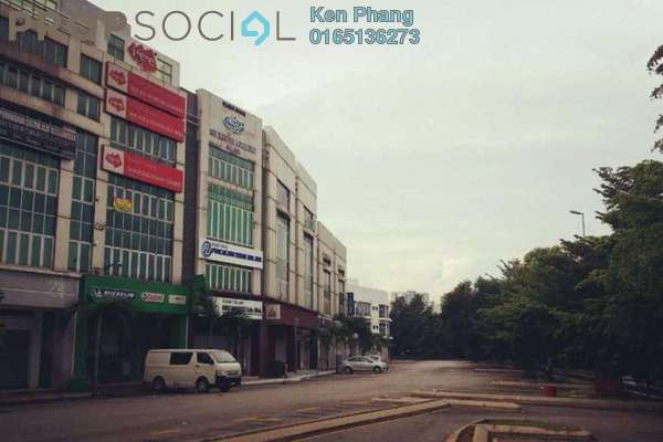 Office For Rent in IOI Business Park, Bandar Puchong Jaya Freehold Fully Furnished 4R/2B 3.5k