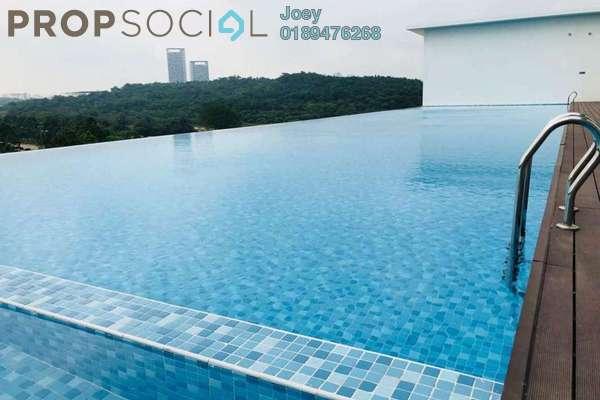 Duplex For Rent in Sky Park, Cyberjaya Freehold Fully Furnished 1R/1B 1.2k