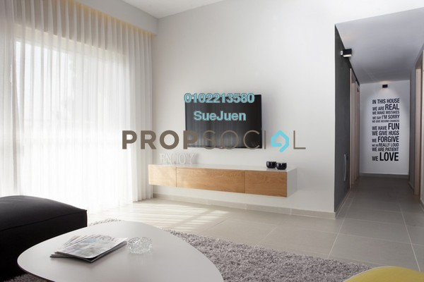 Condominium For Sale in Saville @ D'Lake, Puchong Leasehold Unfurnished 3R/2B 407k