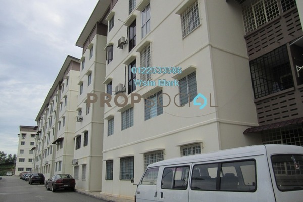 Apartment For Rent in Angsana Apartment, Puchong Freehold Unfurnished 3R/2B 600translationmissing:en.pricing.unit
