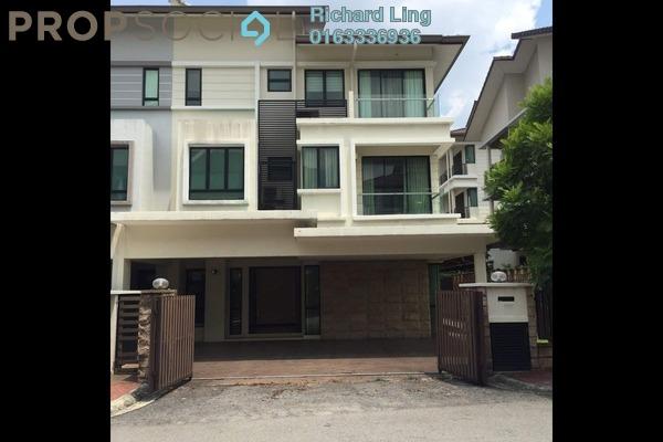 Semi-Detached For Sale in Pearl Villas, Petaling Jaya Freehold Semi Furnished 5R/6B 4m