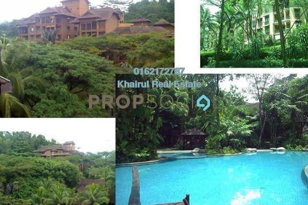 Condominium For Rent in Kampung Warisan, Setiawangsa Freehold Fully Furnished 1R/1B 2.5k
