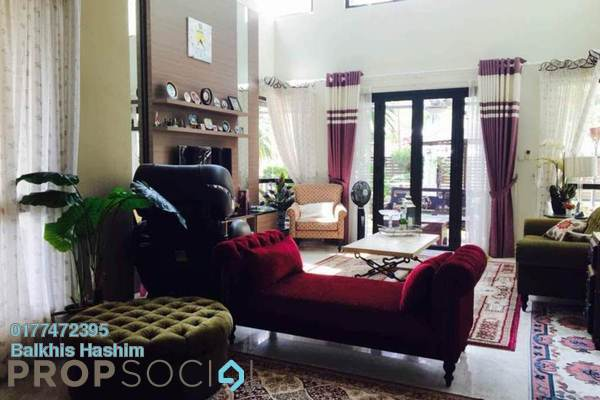 Bungalow For Rent in RiverView, Melawati Freehold Fully Furnished 9R/9B 20k