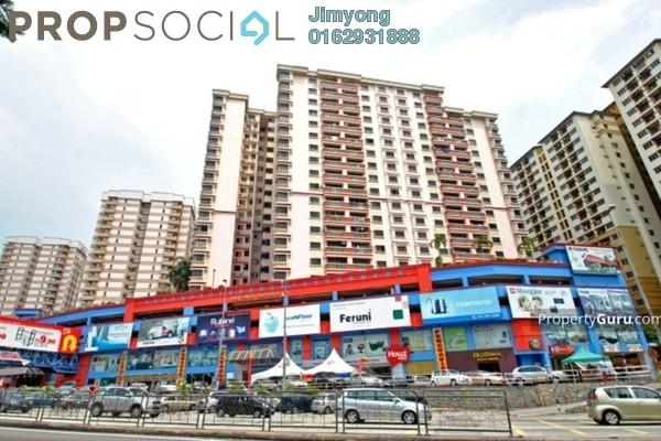 Condominium For Sale in Pelangi Astana, Bandar Utama Freehold Semi Furnished 3R/0B 520k