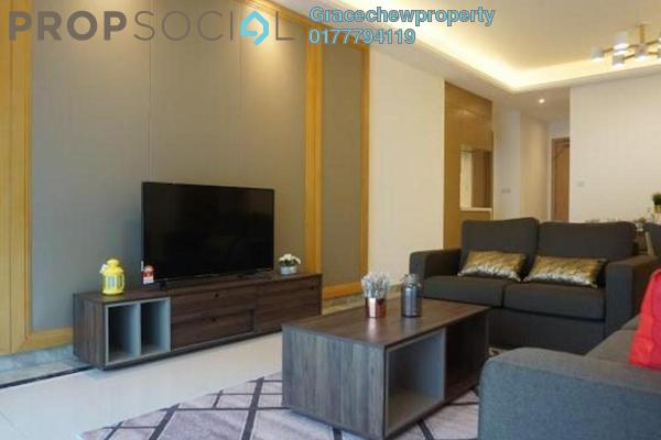 Serviced Residence For Rent in R&F Princess Cove, Johor Bahru Freehold Fully Furnished 3R/2B 4k
