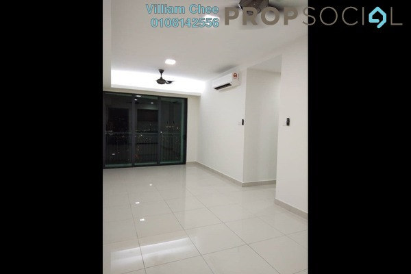 Serviced Residence For Rent in KL Traders Square, Kuala Lumpur Freehold Fully Furnished 3R/2B 2.4k