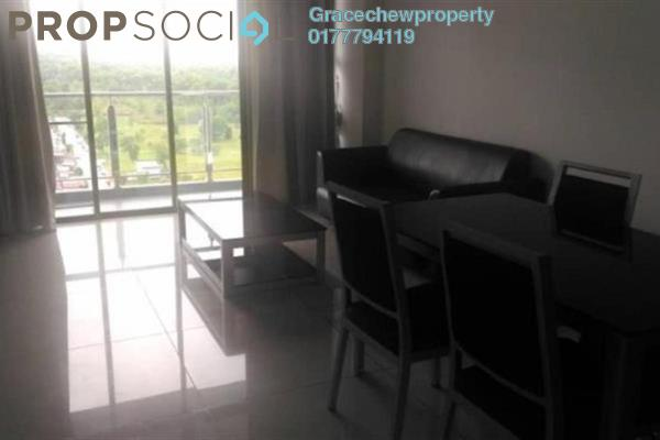 Condominium For Rent in D'Inspire Residence, Skudai Freehold Fully Furnished 2R/0B 1.6k