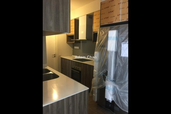 Condominium For Rent in The Rainz, Bukit Jalil Leasehold Semi Furnished 4R/3B 3k
