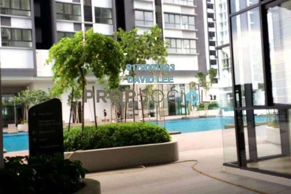 Condominium For Rent in D'Sara Sentral, Sungai Buloh Freehold Semi Furnished 3R/2B 1.5k