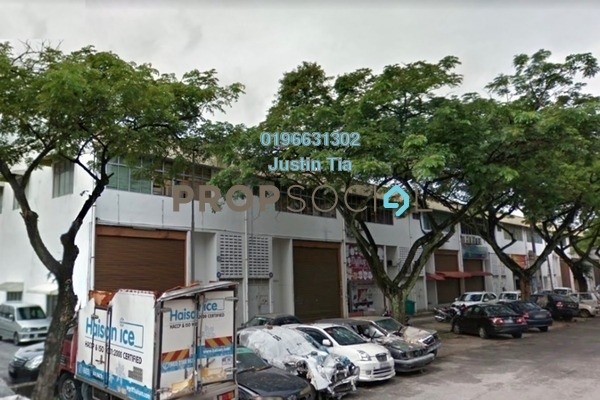 Factory For Rent in Taman Kepong, Kepong Freehold Semi Furnished 0R/0B 6k