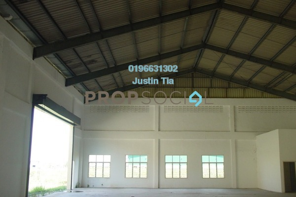 For Rent Factory at Bukit Raja Industrial Park, Klang Freehold Semi Furnished 0R/0B 15k