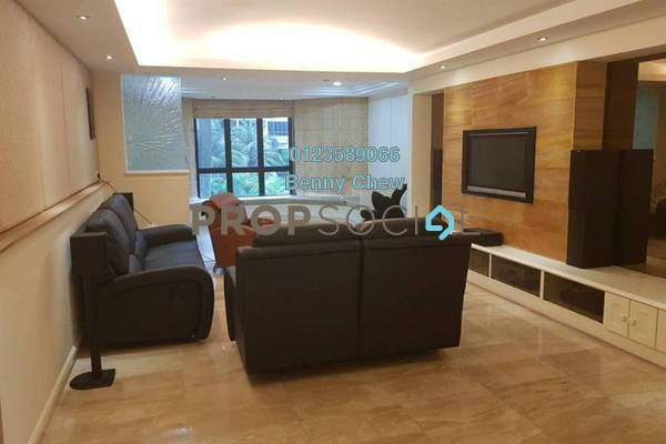 Condominium For Sale in Sri Kenny, Kenny Hills Freehold Fully Furnished 3R/3B 1.55m