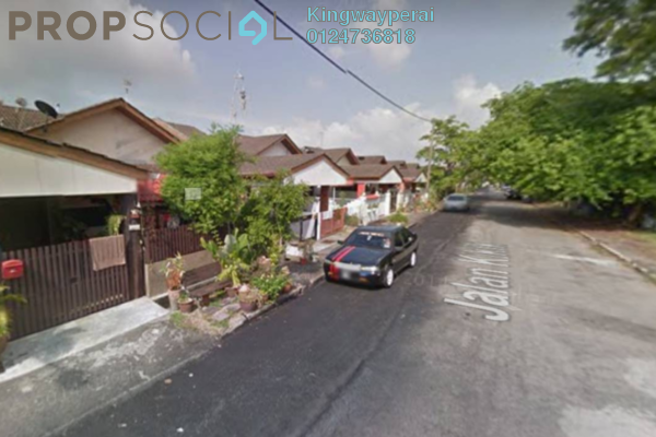 Terrace For Sale in Taman Inderawasih, Seberang Jaya Freehold semi_furnished 3R/2B 390k