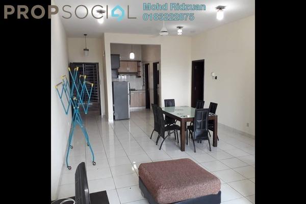 Serviced Residence For Rent in Casa Tiara, Subang Jaya Freehold Fully Furnished 3R/2B 1.8k