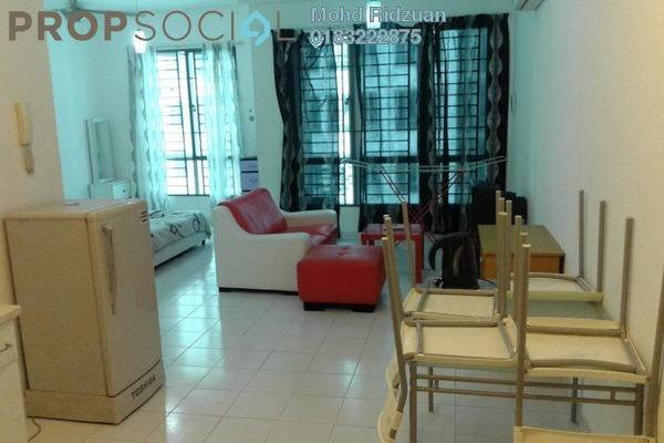 Serviced Residence For Rent in Casa Tiara, Subang Jaya Freehold Fully Furnished 1R/1B 1.4k