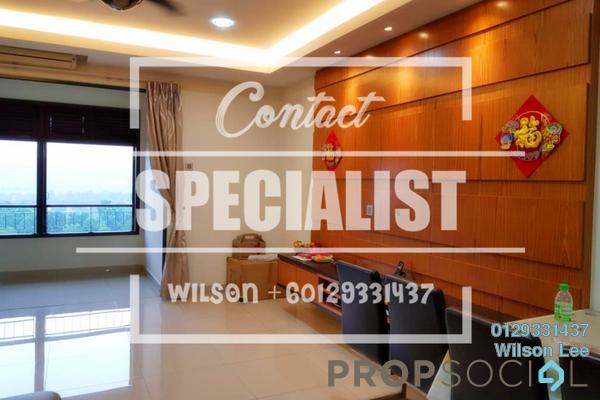 Condominium For Rent in Nadia, Desa ParkCity Freehold Semi Furnished 3R/3B 4k