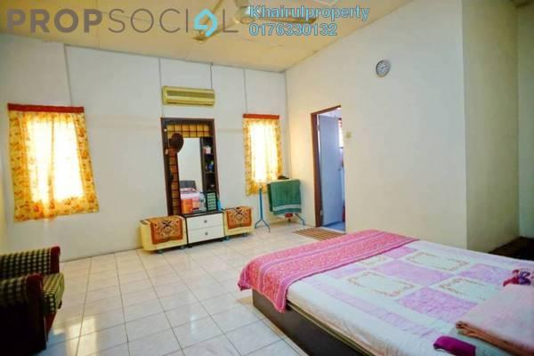 Terrace For Sale in Telok Mengkuang, Telok Panglima Garang Freehold semi_furnished 4R/3B 370k