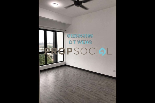 Condominium For Sale in D'Sands Residence, Old Klang Road Freehold Semi Furnished 2R/2B 620k