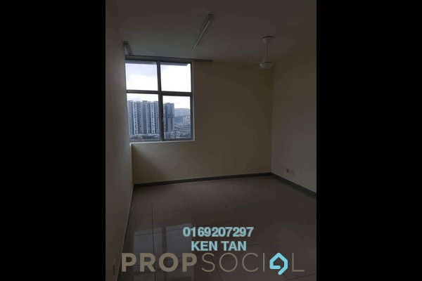 Condominium For Sale in Midfields, Sungai Besi Leasehold Semi Furnished 3R/2B 510k