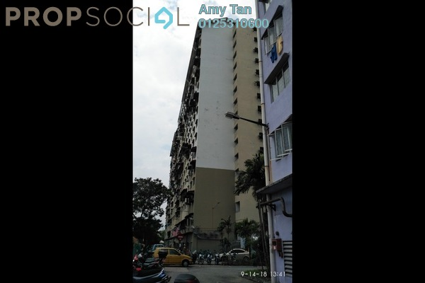 Apartment For Sale in Taman Maju Jaya, Pandan Indah Freehold Semi Furnished 3R/1B 110k