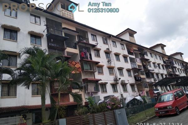 Apartment For Sale in Riverdale Park, Bukit Antarabangsa Freehold Semi Furnished 3R/1B 150k