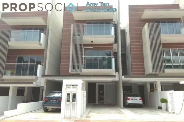 Townhouse For Sale in The Vale II @ Sutera Damansara, Damansara Damai Freehold Semi Furnished 3R/2B 632k
