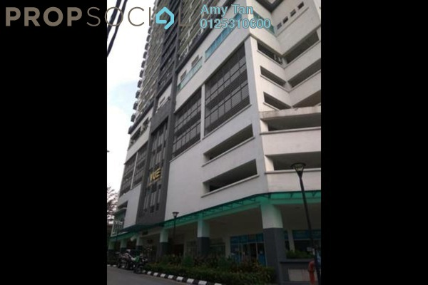 Shop For Sale in Vue Residences, Titiwangsa Freehold Semi Furnished 0R/0B 284k