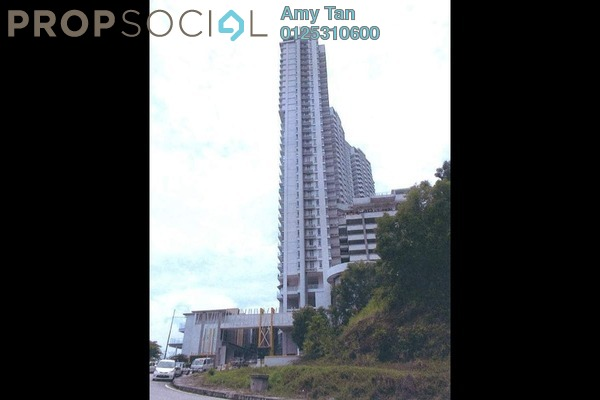Condominium For Sale in Island Resort, Batu Ferringhi Freehold Semi Furnished 3R/1B 919k