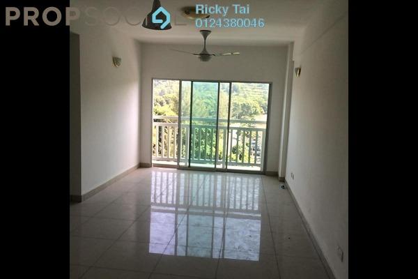 Condominium For Sale in Hijauan Puteri, Bandar Puteri Puchong Leasehold Semi Furnished 3R/2B 453k