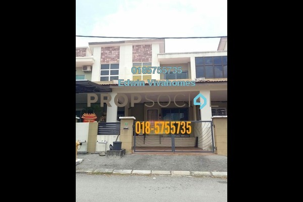Link For Sale in Panorama Lapangan Perdana, Ipoh Freehold Semi Furnished 4R/3B 358k