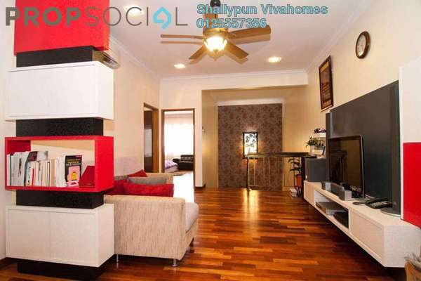 Terrace For Sale in Vistaria Residences, Bandar Puchong Jaya Freehold Semi Furnished 5R/5B 1.98m