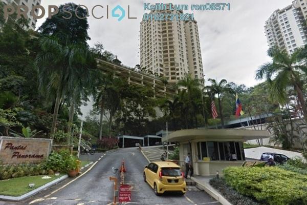 For Sale Condominium at Pantai Panorama, Pantai Freehold Semi Furnished 2R/2B 600k