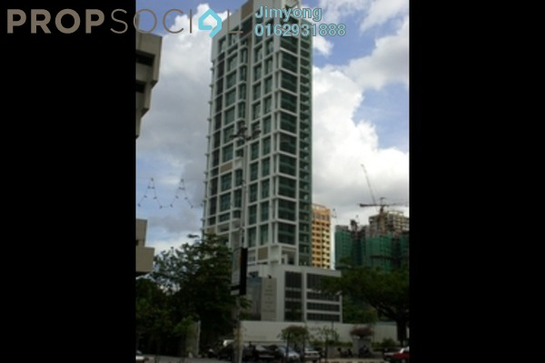 Condominium For Sale in The Meritz, KLCC Freehold Fully Furnished 2R/2B 4.2m