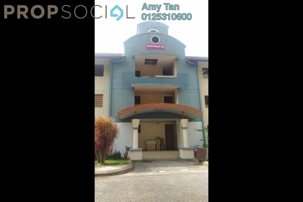Apartment For Sale in A'Famosa Resort, Alor Gajah Freehold semi_furnished 0R/0B 106k