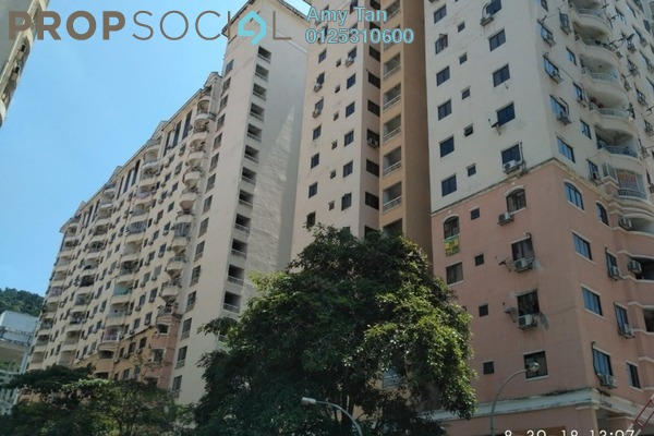 Apartment For Sale in Prima Saujana, Kepong Freehold Semi Furnished 0R/0B 243k