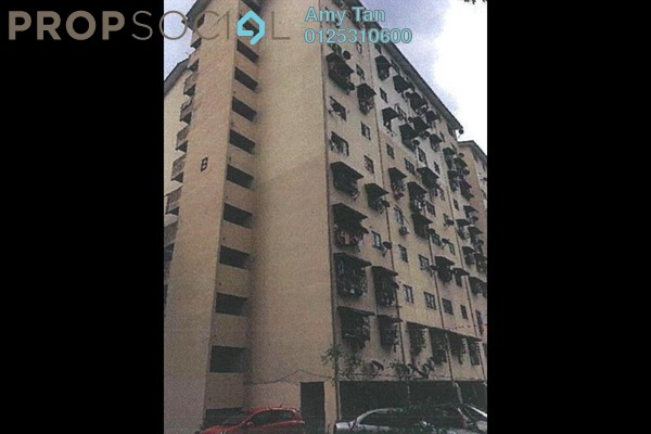 Apartment For Sale in Laksamana, Batu Caves Freehold Semi Furnished 0R/0B 65k