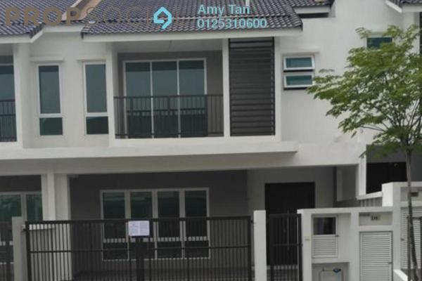 Terrace For Sale in Tiara South, Semenyih Freehold Semi Furnished 0R/0B 495k