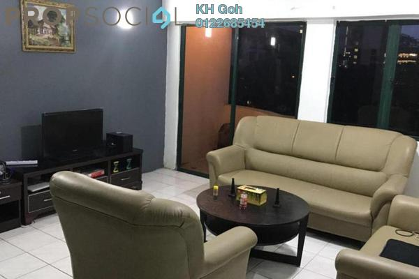Condominium For Rent in Desa Kiara, TTDI Freehold Fully Furnished 3R/2B 2.1k