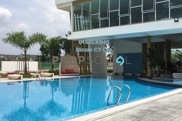 Terrace For Sale in Taman Cassa Maya, Sungai Dua Freehold Unfurnished 4R/3B 580k