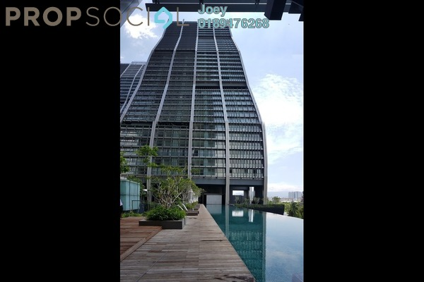 Condominium For Sale in The Fennel, Sentul Freehold Unfurnished 3R/4B 1.4m