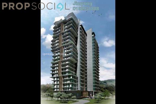 Condominium For Sale in Cascades, Kota Damansara Freehold Semi Furnished 2R/2B 730k