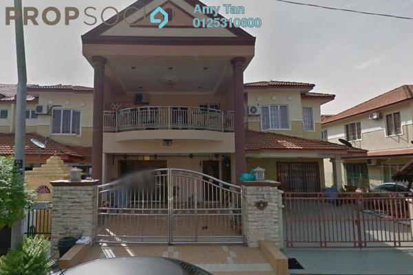 Terrace For Sale in Taman Sri Bayu, Rawang Freehold Semi Furnished 0R/0B 520k