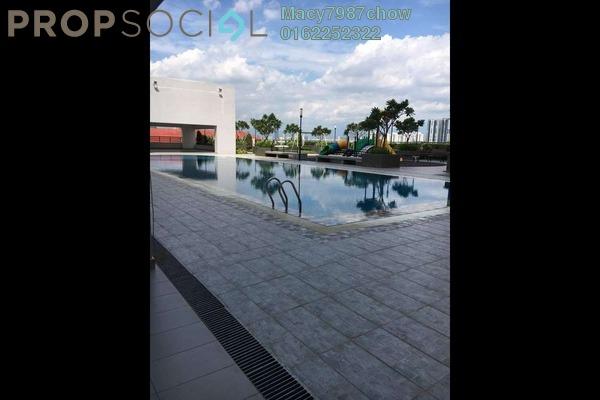 Condominium For Sale in Spring Avenue, Kuchai Lama Freehold Semi Furnished 3R/2B 558k