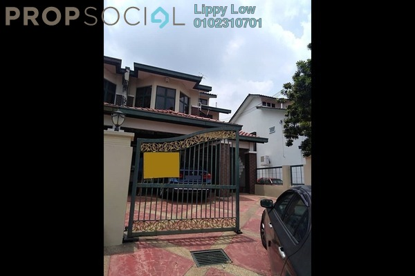 For Rent Terrace at Tropicana Indah, Tropicana Freehold Semi Furnished 4R/3B 2.4k