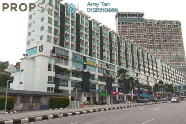 For Sale Serviced Residence at Plaza Damas 3, Sri Hartamas Freehold Semi Furnished 0R/0B 332k