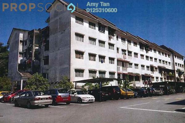 Apartment For Sale in Taman Setia Rawang, Rawang Freehold Semi Furnished 0R/0B 56.7k