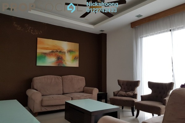 Semi-Detached For Sale in Amberhill, Melawati Freehold Fully Furnished 4R/4B 2m