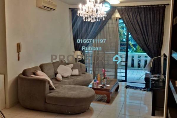 Condominium For Rent in Casa Kiara I, Mont Kiara Freehold Fully Furnished 4R/3B 2.55k