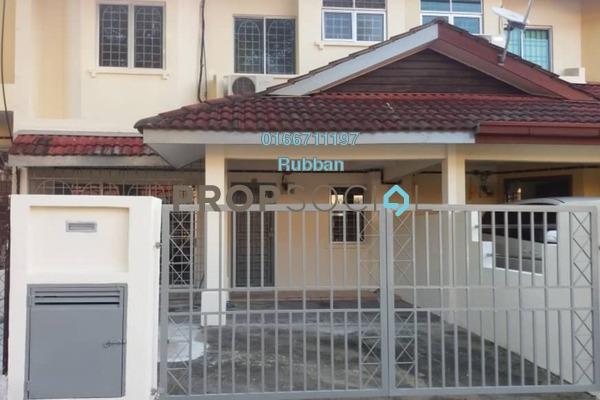 Terrace For Sale in Taman Bukit Kinrara, Bandar Kinrara Freehold Semi Furnished 4R/3B 560k